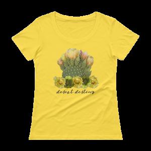 cactus-blossoms-black-text_mockup_Flat-Front_Lemon-Zest